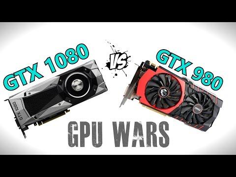 Обзор видеоускорителя Nvidia Geforce GTX 960 Часть 1