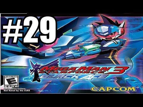 MegaMan Starforce 3 Black Ace Gameplay Walkthrough Part 29