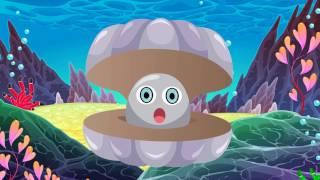Dạy bé học con vật sống dưới biển bằng tiếng việt | tập nói về động vật | Dạy trẻ thông minh sớm