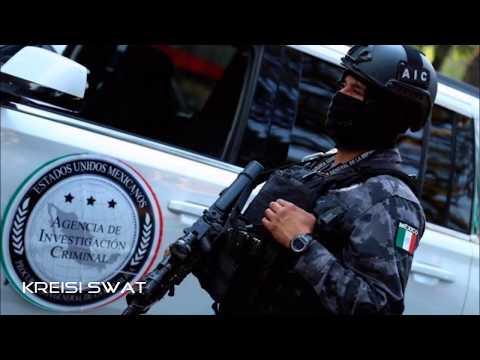 GEO dela Agencia de Investigación Criminal (AIC)
