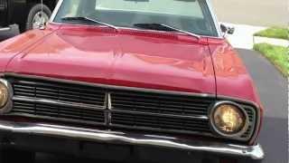 1967 Ford Falcon Sports Coupe (289 AUTO, 33k miles)