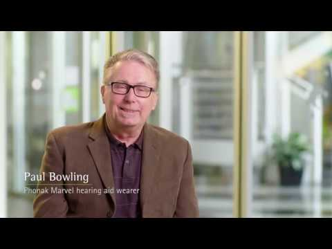 Phonak Marvel Testimonial — Paul