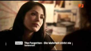 The Forgotten - Die Wahrheit stirbt nie Season 1 German Trailer [Kabel 1]