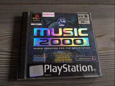 BACK AGAIN (My Version) - MUSIC 2000 Psx PlayStation