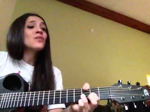 Brave by Sara Bareilles - Acoustic Cover