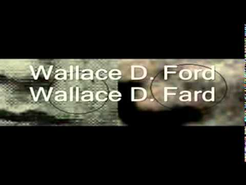 Wallace Ford IS Wallace Fard Photographic Proof