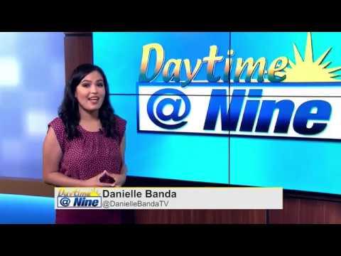 DAYTIME AT NINE: Welcoming TV Host Danielle Banda to the Team