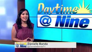 DAYTIME AT NINE: Welcoming TV Host Danielle Banda to the Team