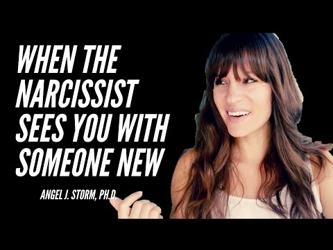 When The Narcissist Sees You With Someone New | When the Narcissist Sees You Moving On