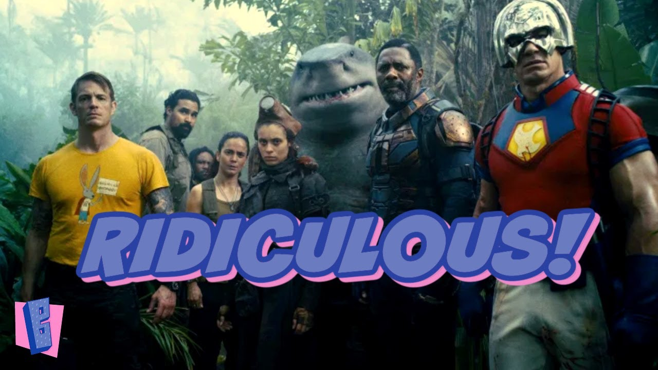 Download The Suicide Squad is Bloody Ridiculous and Fun | BuzzChomp
