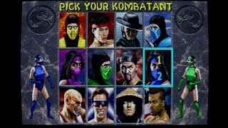 Ultimate Mortal Kombat II: Tournament Edition
