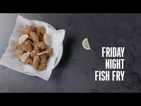 Cooking Game: Friday Night Fish Fry