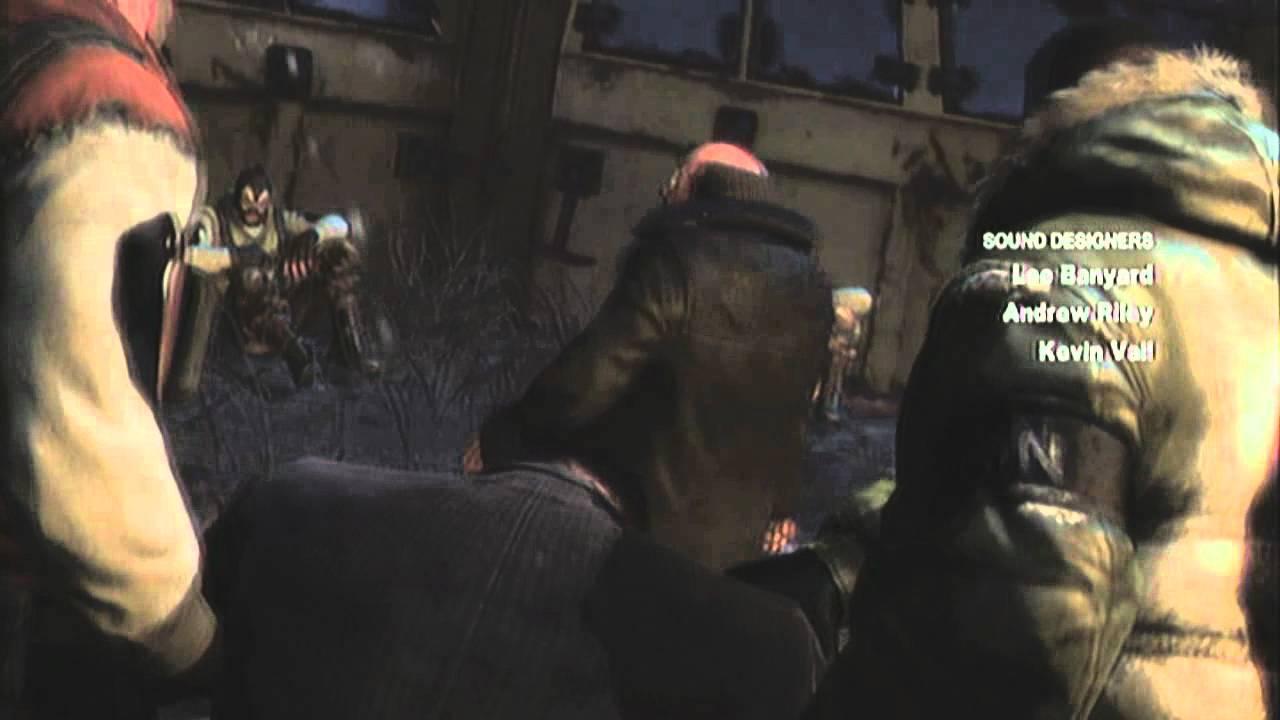 Batman Arkham City First Level Game Play - YouTube