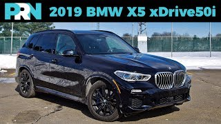 2019 BMW X5 xDrive50i Full Tour & Review