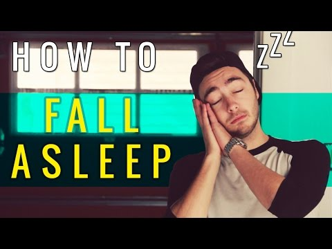how to train yourself to go to sleep