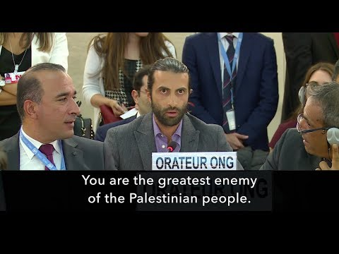 Video Palestinian Arabs Don't Want You To See