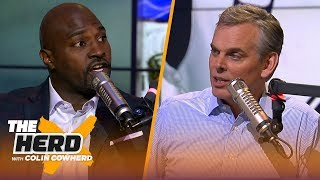 Marcellus Wiley talks Cowboys upsetting Saints, previews Steelers vs Chargers | NFL | THE HERD