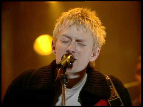 High And Dry Live Top Of The Pops 9th March 1995