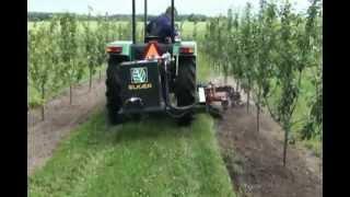 Техника для сада садоводство Почвенная фреза