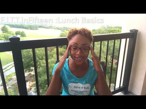 FITTInFifteen:Lunch More, Stress Less for Happy, Healthy Weight