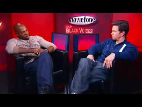 'Shooter'  Unscripted  Mark Wahlberg, Antoine Fuqua