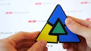 Обзор головоломки Meffert's Pyraminx Duo | Лёгкий Старт(, 2018-10-27T12:29:40.000Z)