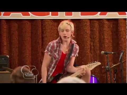 "Austin performing ""Heard it on the Radio"" - Austin & Ally S01 E11 (HD)"