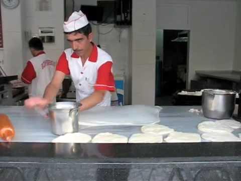Borek: Adana, Turkey style.