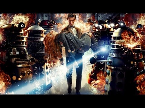 Doctor Who: Full Length New Series  Autumn 2012  Series 7  BBC One