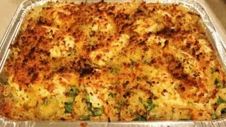 Four Cheese Baked Vegetable Mac And Cheese!!! (cooking Tutorial) Cooking With Queenii Rozenblad