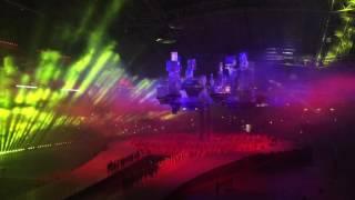 Indoor fireworks at NDP 2016 #SG51