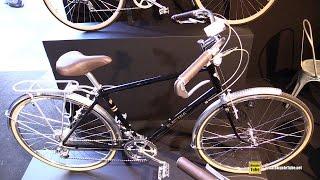 2016 Electra Ticino 20D Touring Bike - Walkaround - 2015 Eurobike