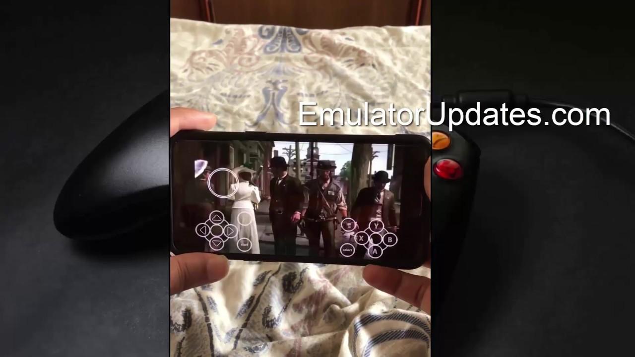 EmulatorUpdates - Download Game Emulators: Xbox 360 emulator