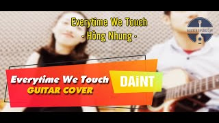 Everytime we touch - Guitar cover