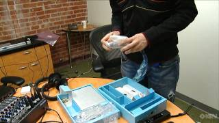 Black Wii Unboxing