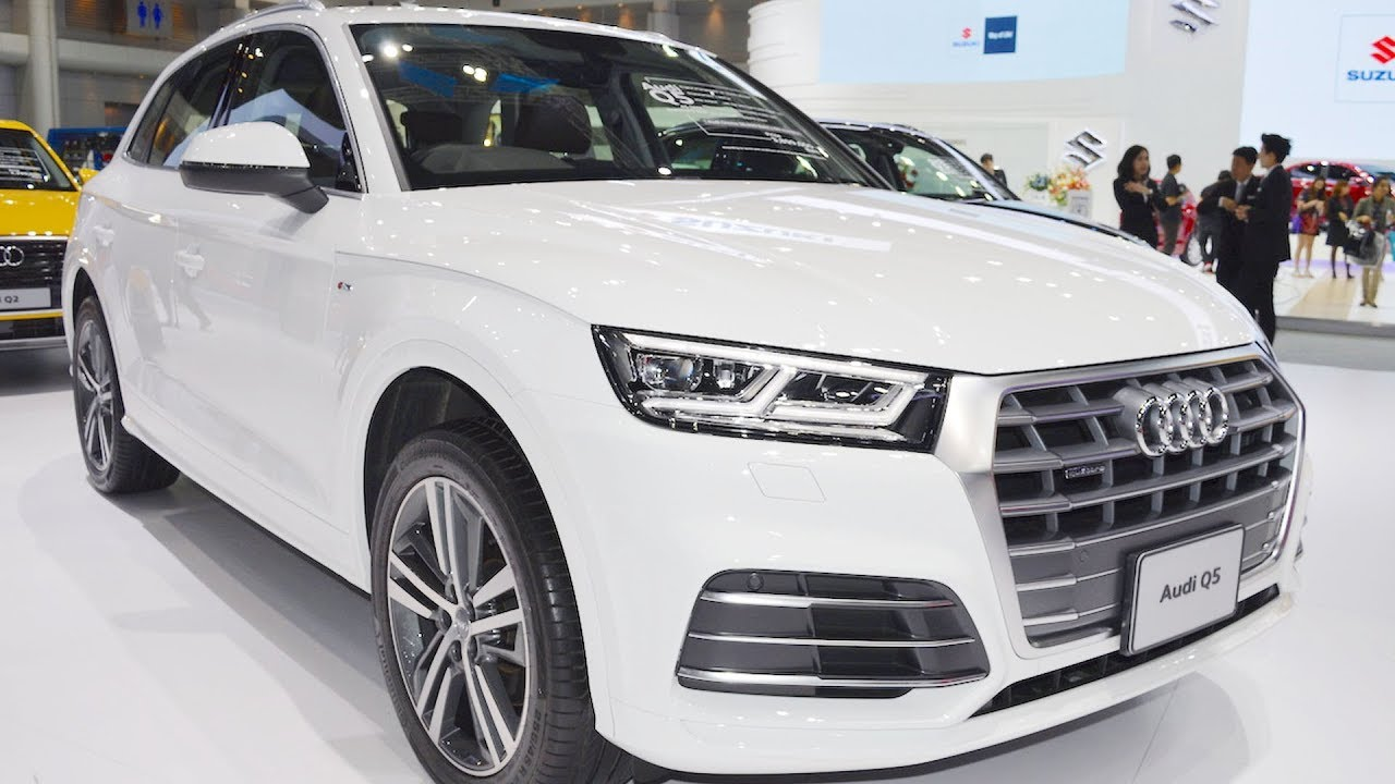 Audi To Launch 2018 Audi Q5 In India On 18th January Youtube