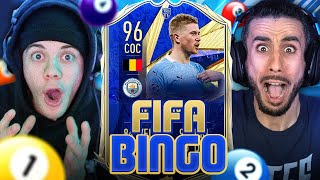 🎱 FIFA BINGO con TEAM OF THE YEAR!!! vs OHM