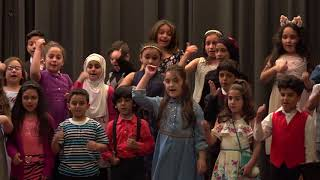 McDonald Elementary May 2018 Mothers Day Concert