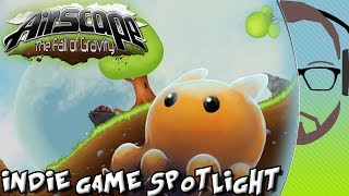 Airscape The Fall of Gravity - Indie Game Spotlight