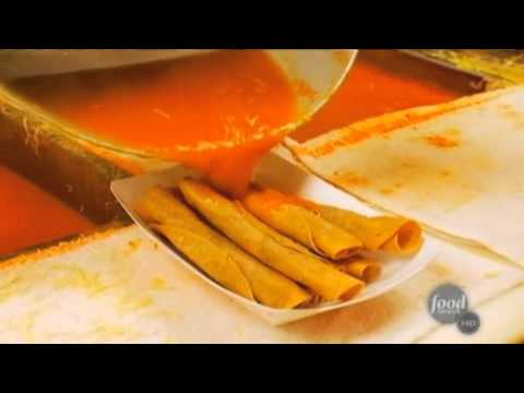 Chicos Tacos in El Paso on the Food Network - The Best Thing I Ever Ate - With My Hands