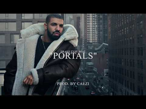 Drake Type Beat 2016 - Portals (Prod. by @Caezi)