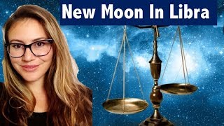 New Moon in Libra & Venus Retro - RESET Button on RELATIONSHIPS! Oct'18 Predictions for All 12 Sign