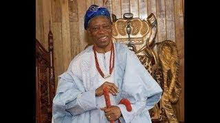 BREAKING: Folagbade Olateru-Olagbegi, The 'Olowo Of Owo, Is Dead