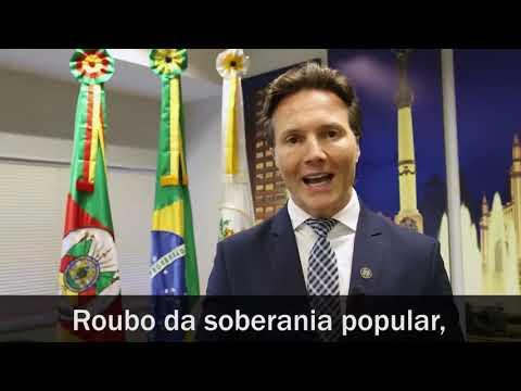 """Portal Leouve - """"É Um Roubo Da Soberania Popular"""", Diz Daniel Guerra Sobre Impeachment"""
