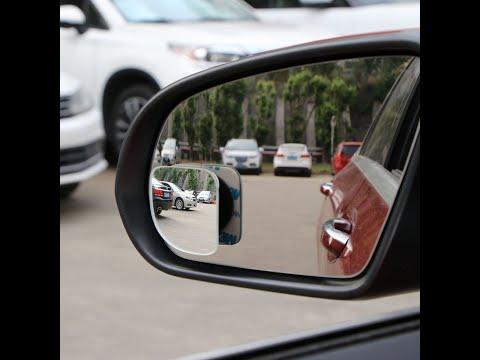Blind Spot Mirror Wide Angle Mirror Adjustable Convex Rear View Mirror Car Mirror