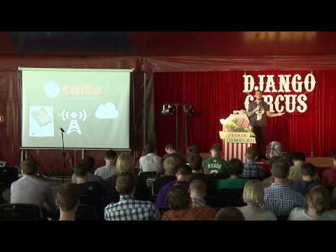 Image from DjangoCon EU 2013: Zack Voase - The Web of Stuff