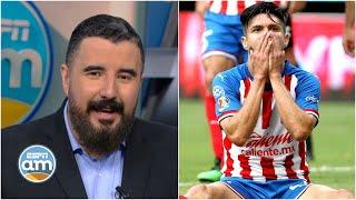 Álvaro: ¡Chivas no ha estado en buenas manos! Traer a Oribe Peralta al Rebaño fue un error | ESPN AM
