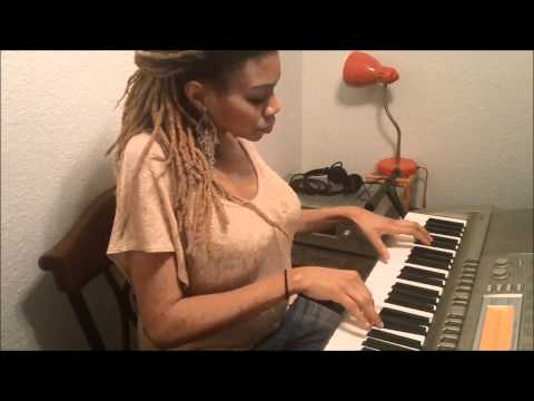 Alicia Keys - Distance and Time (COVER) B.Monique