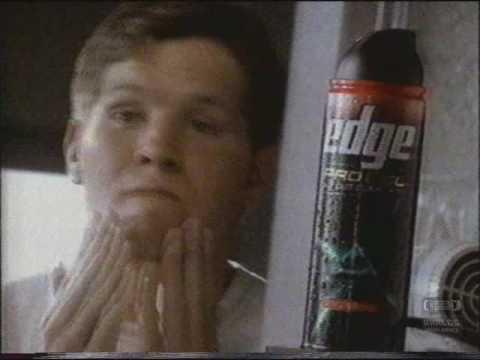 Brett Favre & Reggie White | Edge Pro Gel | Television Commercial | 1997