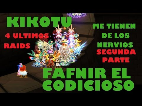 Part Two Raid Fafnir Retrieved Video #NosTale #Kikotu